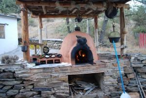 """Clay oven """"Horno"""""""